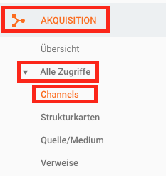 Akquisition