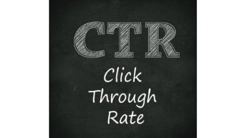 CTR Click Through Rate
